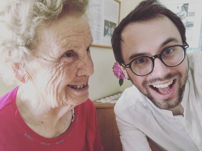 Tanti Auguri Nonna
