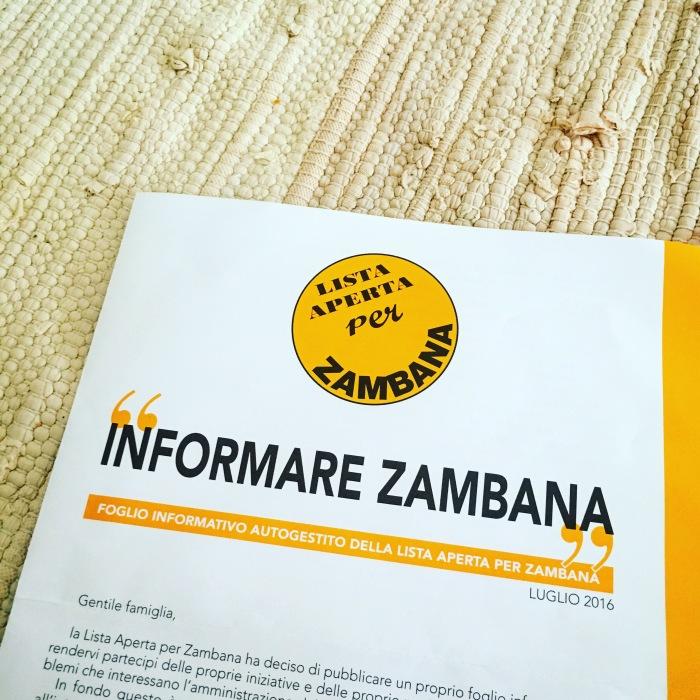 Informare Zambana